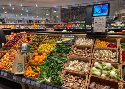 Unverpacktes Bio-Obst & Gemüse dank Bedientheke!