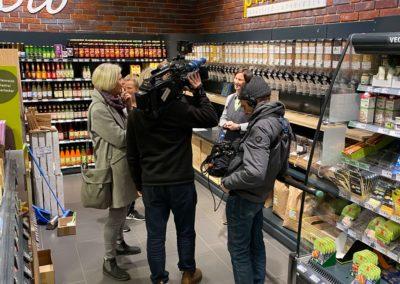 """Interview mit dem NDR! --> Film gibt's bei """"Über uns"""""""
